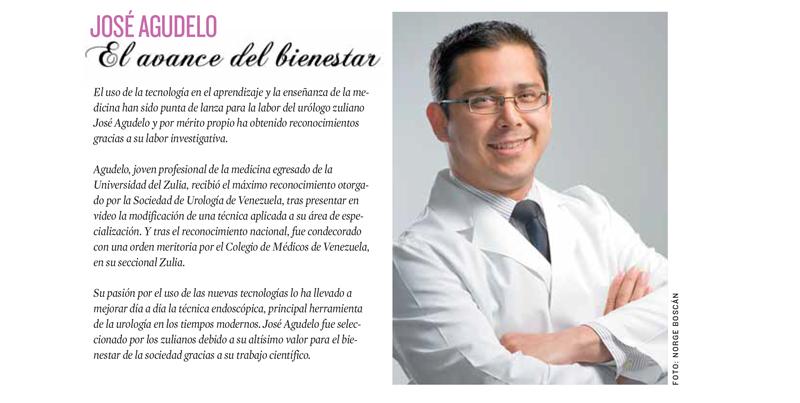 José Agudelo: el avance del bienestar