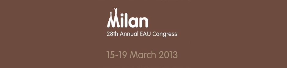 28vo Congreso Anual de la Asociación Europea de Urología