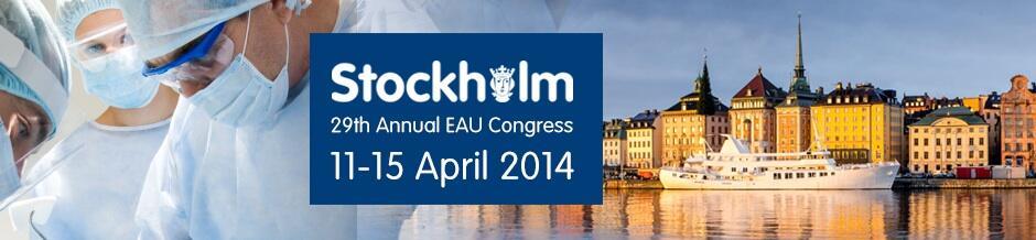 29no Congreso Anual de la Asociación Europea de Urología
