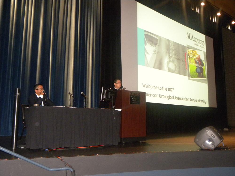 106 Encuentro Anual de la Asociación Americana de Urología (106th AUA Annual Meeting)