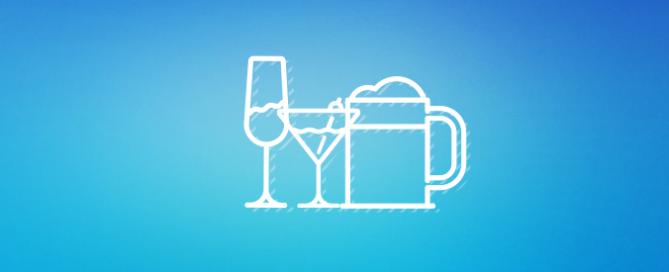 bebidas alcohólicas que afectan menos tu salud